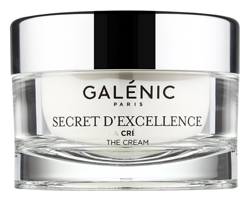 Galénic Secret D'Excelence pomlajevalna krema proti vsem znakom staranja  za obraz, vrat in dekolte