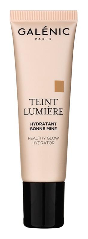 Galénic Teint Lumiere роз'яснюючий тонуючий крем зі зволожуючим ефектом