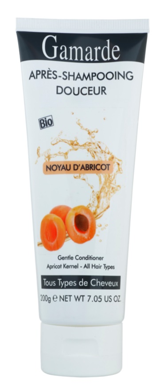 Gamarde Hair Care condicionador nutritivo para todos os tipos de cabelos