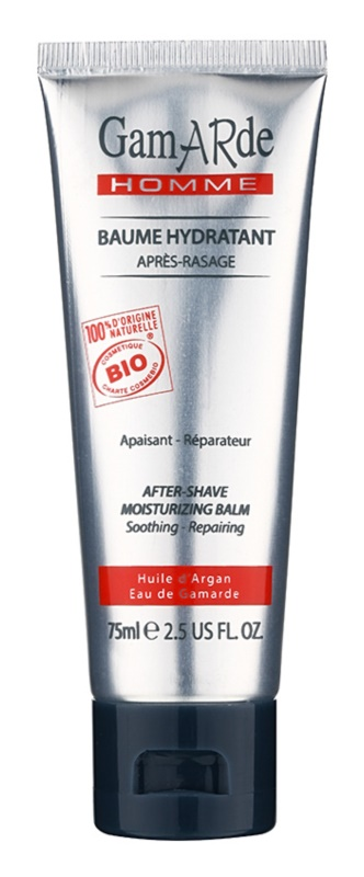 Gamarde Men Moisturising and Softening Balm Aftershave