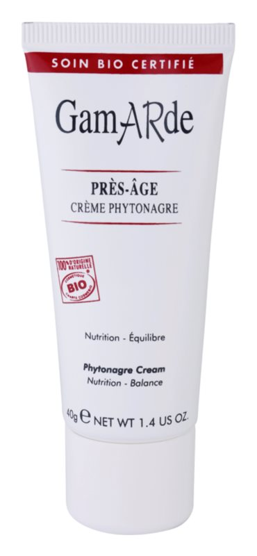 Gamarde Anti-Ageing Nutritive Cream