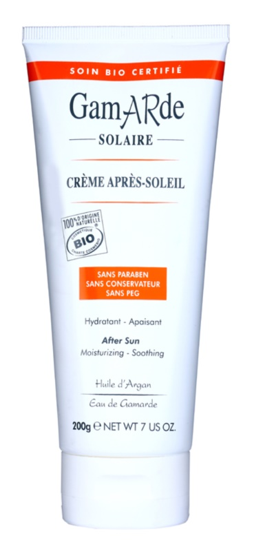 Gamarde Sun Care After Sun Cream