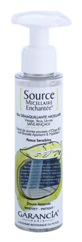 Garancia Enchanted Micellar Water Almond čisticí voda na obličej a oči