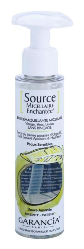 Garancia Enchanted Micellar Water Almond tisztító víz az arcra és a szemekre