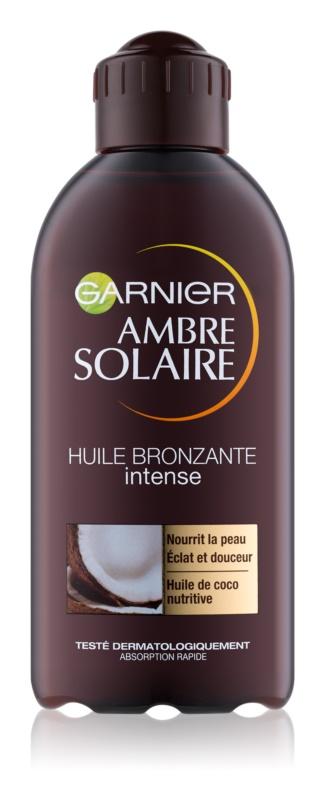 Garnier Ambre Solaire olej na opaľovanie SPF 2