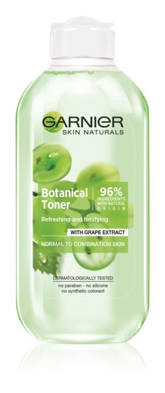 Garnier Botanical lotion visage pour peaux normales à mixtes