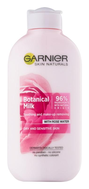 Garnier Botanical Claeansing Milk for Dry and Sensitive Skin
