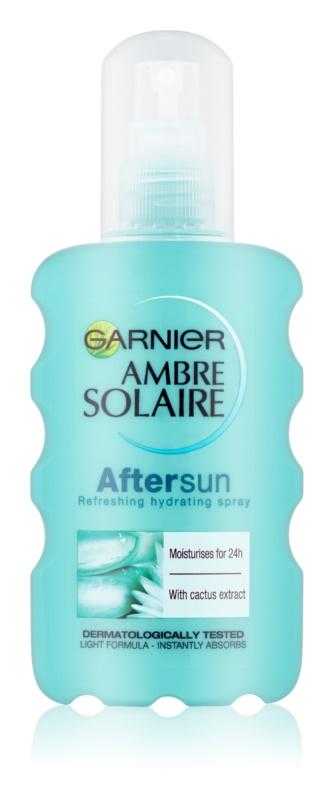 Garnier Ambre Solaire osviežujúci a hydratačný sprej po opaľovaní