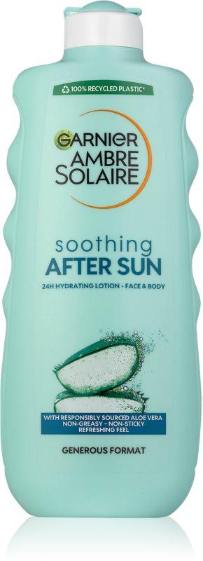 Garnier Ambre Solaire hidratáló napozás utáni tej