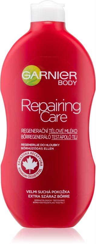 Garnier Repairing Care regenerierende Körpermilch für sehr trockene Haut