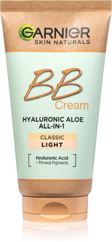Garnier Miracle Skin Perfector crema BB  para pieles normales y secas