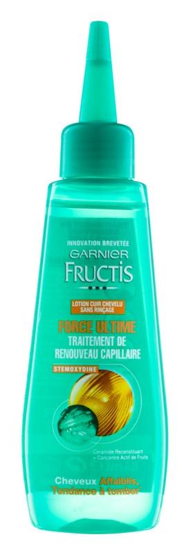 Garnier Fructis Grow Strong bezoplachová starostlivosť o vlasovú pokožku