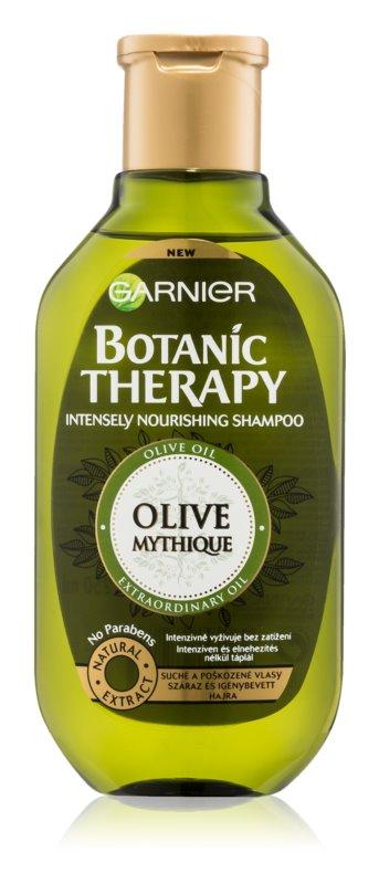Garnier Botanic Therapy Olive vyživujúci šampón pre suché a poškodené vlasy