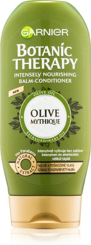 Garnier Botanic Therapy Olive balsam hranitor pentru par uscat si deteriorat