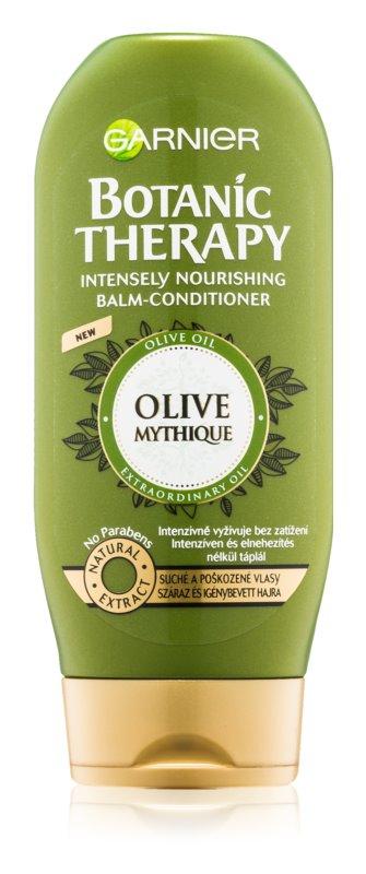 Garnier Botanic Therapy Olive hranilni balzam za suhe in poškodovane lase