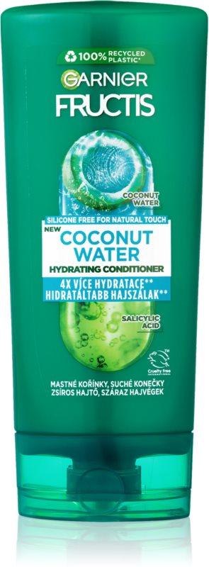 Garnier Fructis Coconut Water posilující balzám na vlasy