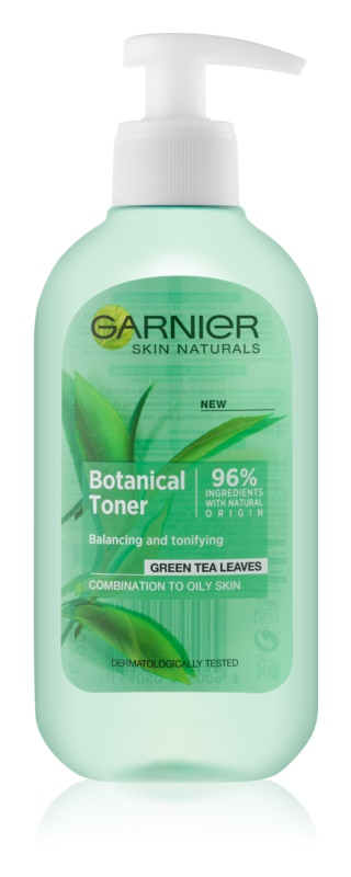 Garnier Botanical čistiaci gél pre mastnú a zmiešanú pleť