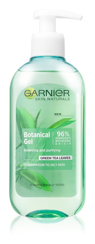 Garnier Botanical Cleansing Gel for Oily and Combination Skin