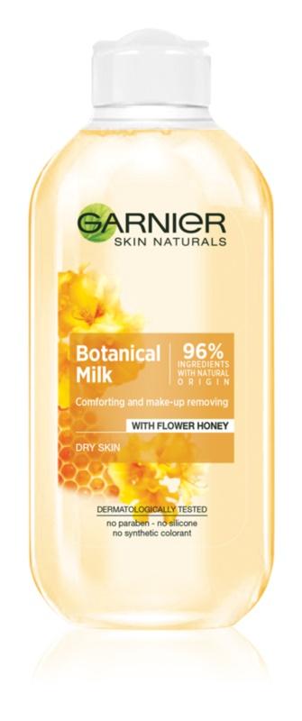 Garnier Botanical odličovací mléko pro suchou pleť
