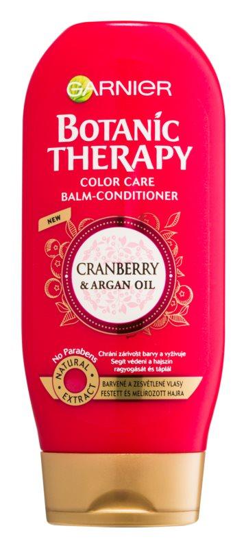 Garnier Botanic Therapy Cranberry maska pro barvené vlasy