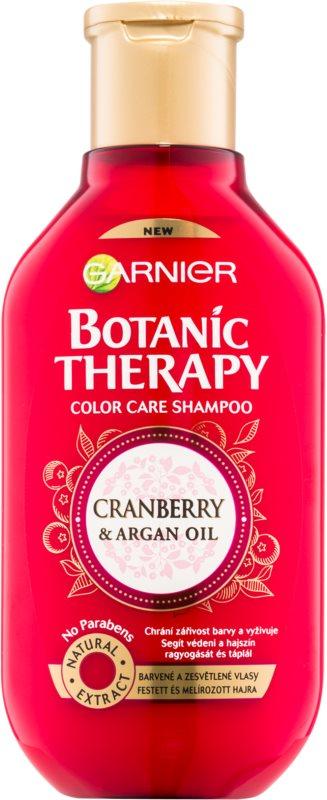 Garnier Botanic Therapy Cranberry šampon za zaščito barvanih las