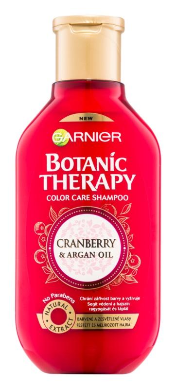 Garnier Botanic Therapy Cranberry szampon ochronny do włosów farbowanych