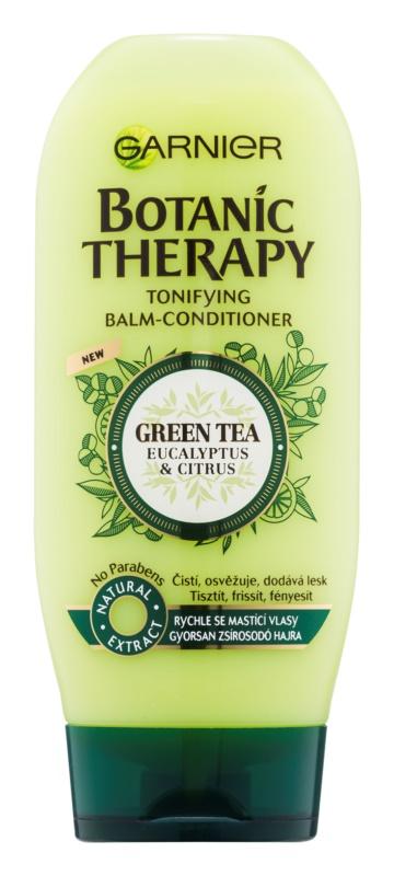 Garnier Botanic Therapy Green Tea balzam za mastne lase