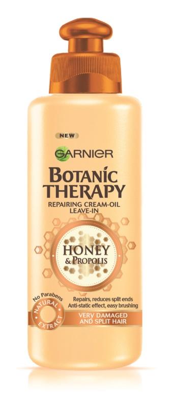 Garnier Botanic Therapy Honey obnovitvena nega za poškodovane lase