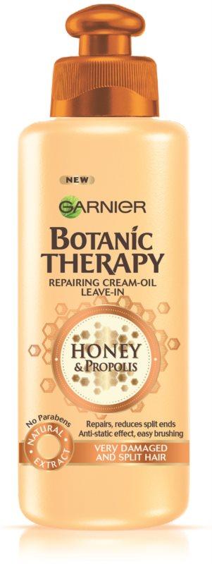 Garnier Botanic Therapy Honey obnovujúca starostlivosť pre poškodené vlasy