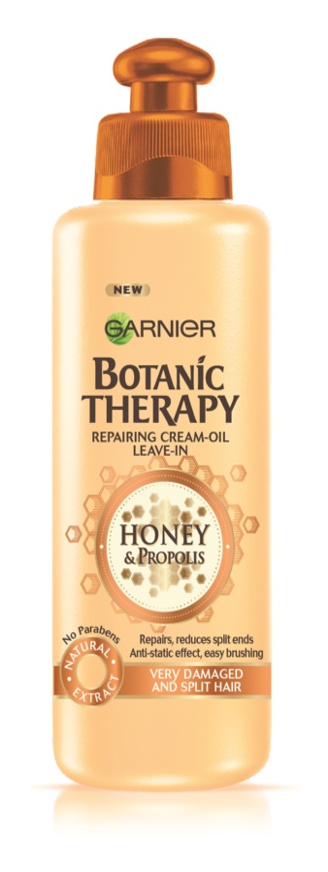 Garnier Botanic Therapy Honey pielęgnacja odnawiająca do włosów zniszczonych