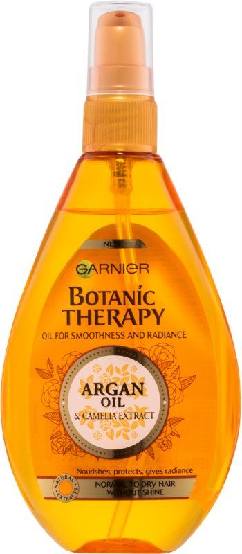 Garnier Botanic Therapy Argan Oil nährendes Öl Für normale Haare ohne Glanz
