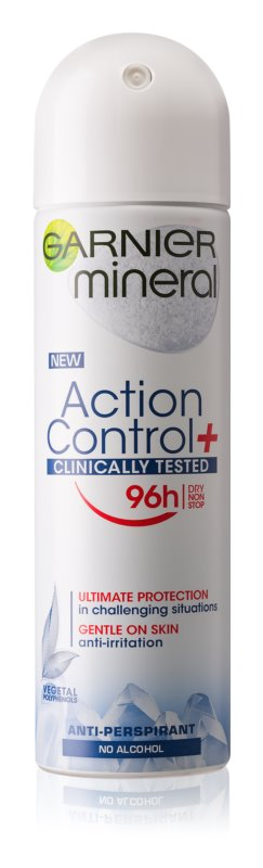 Garnier Mineral Action Control + Antiperspirant Spray