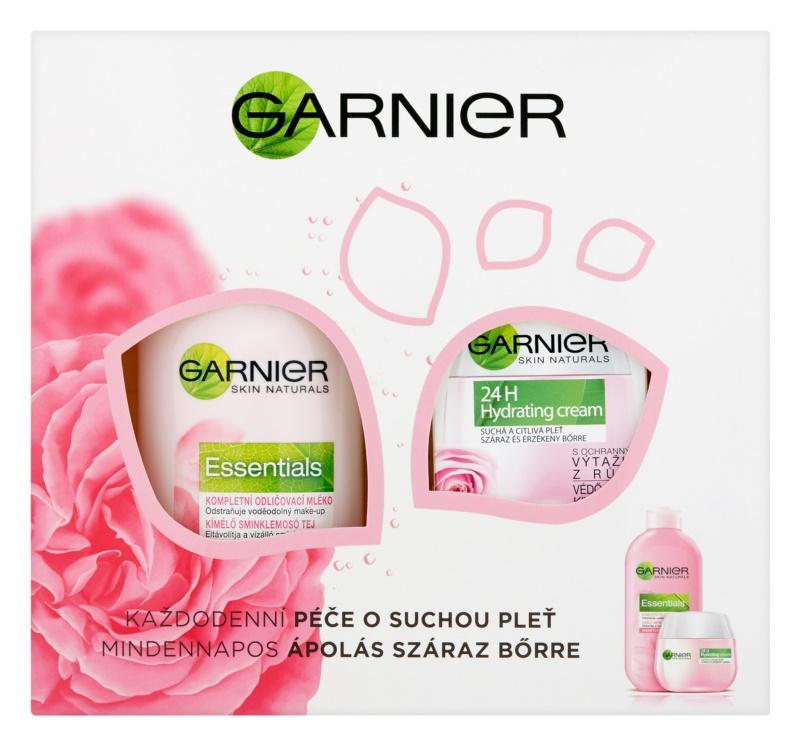 Garnier Essentials coffret III.