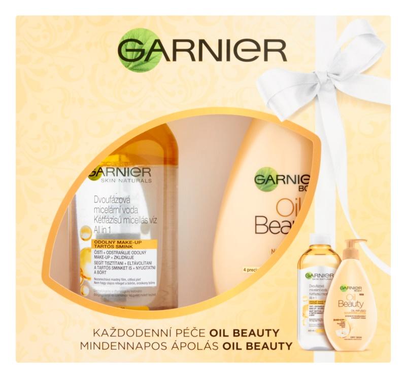 Garnier Oil Beauty kit di cosmetici I.
