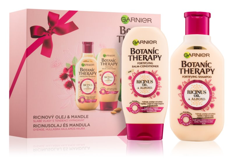 Garnier Botanic Therapy Ricinus Oil косметичний набір I.