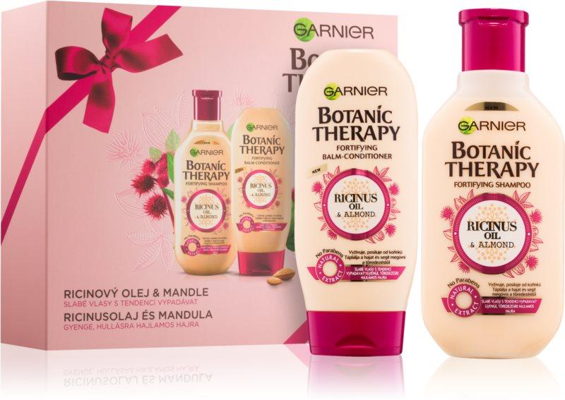 Garnier Botanic Therapy Ricinus Oil kosmetická sada I.