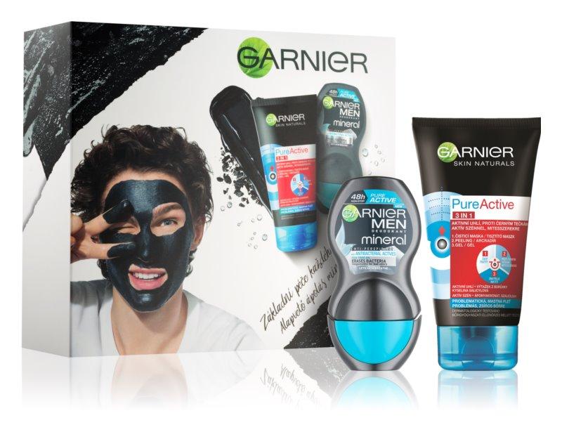 Garnier Pure Active coffret cosmétique I.