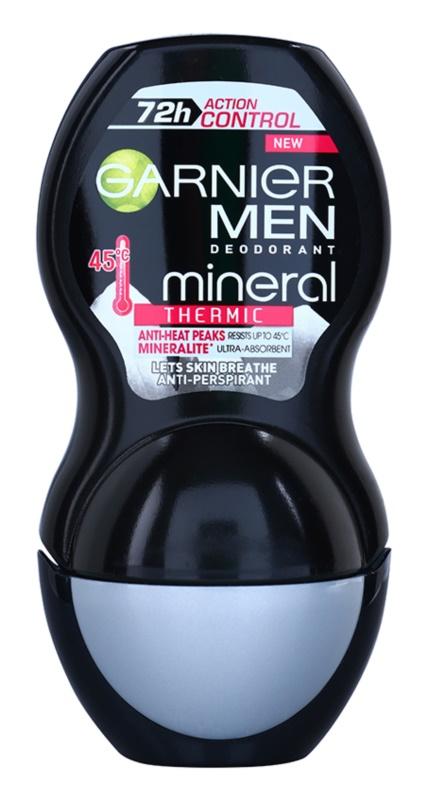 Garnier Men Mineral Action Control Thermic Antitranspirant-Deoroller