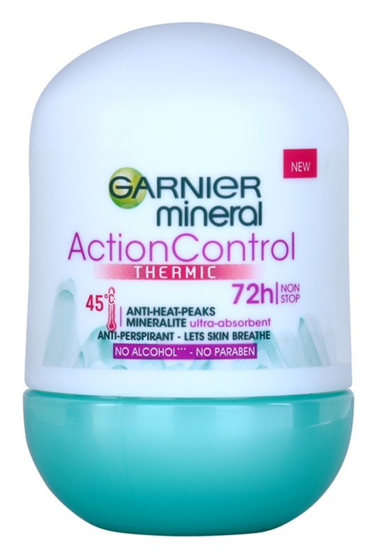 Garnier Mineral Action Control Thermic antiperspirant roll-on