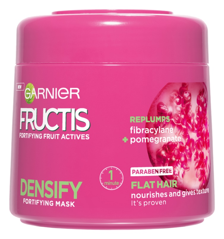 Garnier Fructis Densify hranilna maska za lase za volumen