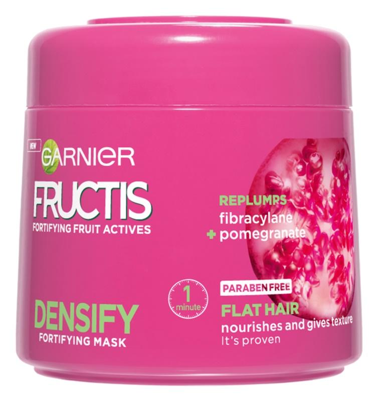 Garnier Fructis Densify odżywcza maska do włosów do zwiększenia objętości