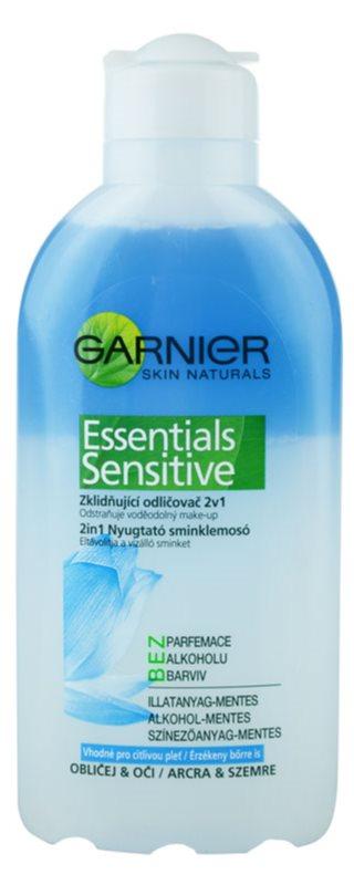 Garnier Essentials Sensitive odličovač make-upu pre citlivú pleť