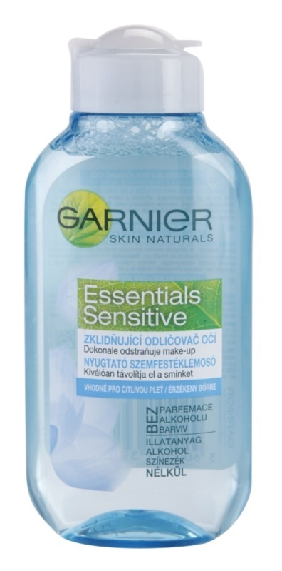 Garnier Essentials Sensitive upokojujúci odličovač očí