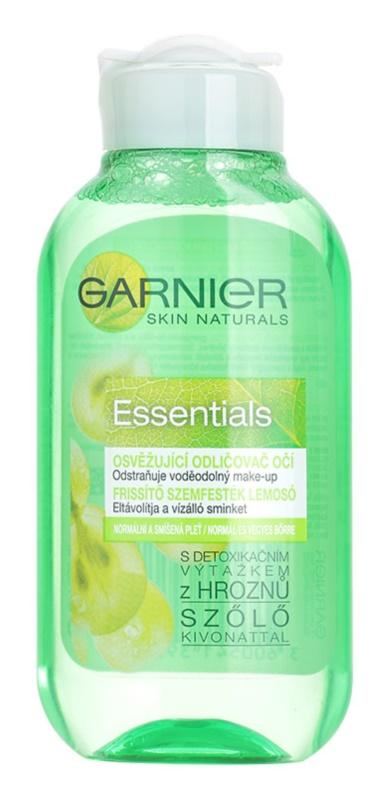 Garnier Essentials osvěžující odličovač očí pro normální až smíšenou pleť