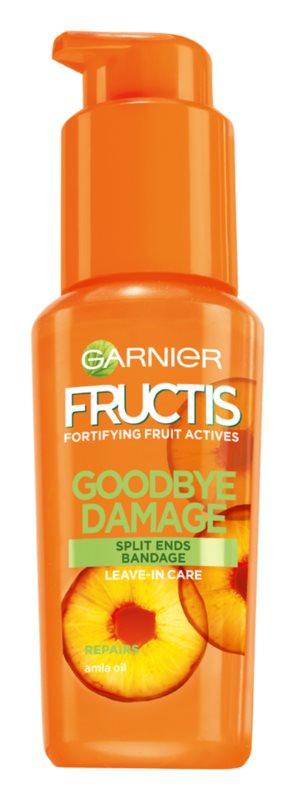 Garnier Fructis Goodbye Damage sérum para las puntas abiertas