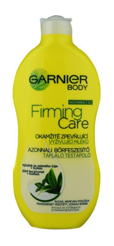 Garnier Firming Care зміцнююче зволожуюче молочко з моментальним ефектом для сухої шкіри