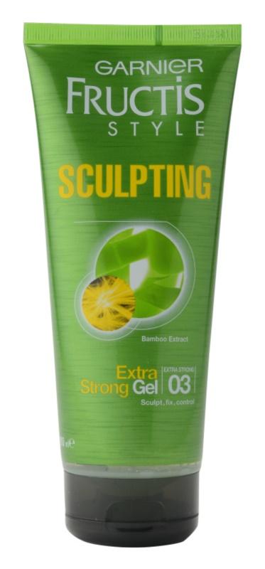 Garnier Fructis Style Sculpting gél na vlasy s výťažkom z bambusu