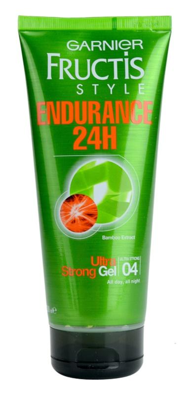 Garnier Fructis Style Endurance 24h gel de par cu extract de bambus