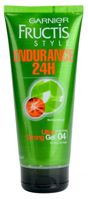 Garnier Fructis Style Endurance 24h gel za lase z izvlečkom bambusa