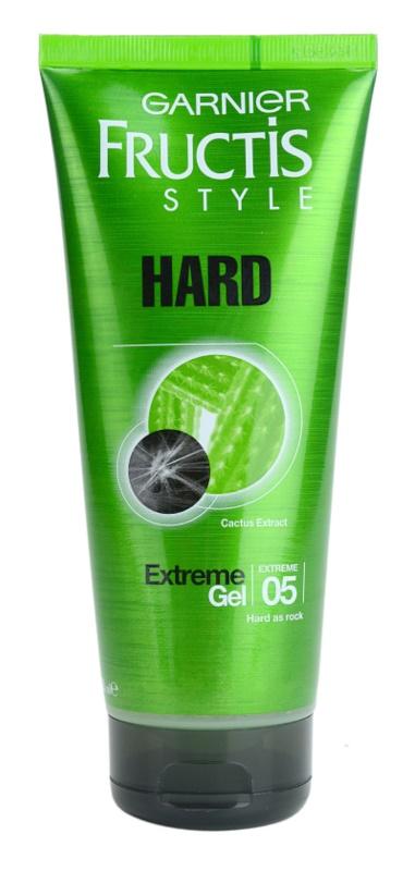 Garnier Fructis Style Hard gel na vlasy s výtažkem z kaktusu